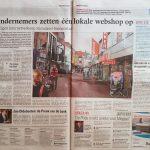 Meppeler ondernemers zetten één lokale webshop op